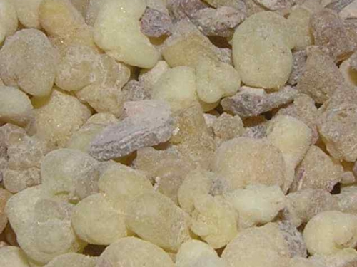 Frankincense Resin Incense 25g Bag